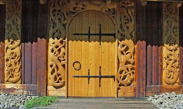 Goats Garden Vicinity Viking Doors & Viking Doors Inc u0026 pezcame.com