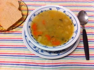 nummer ti suppe